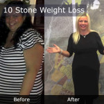 * 10 Stone Weight Loss
