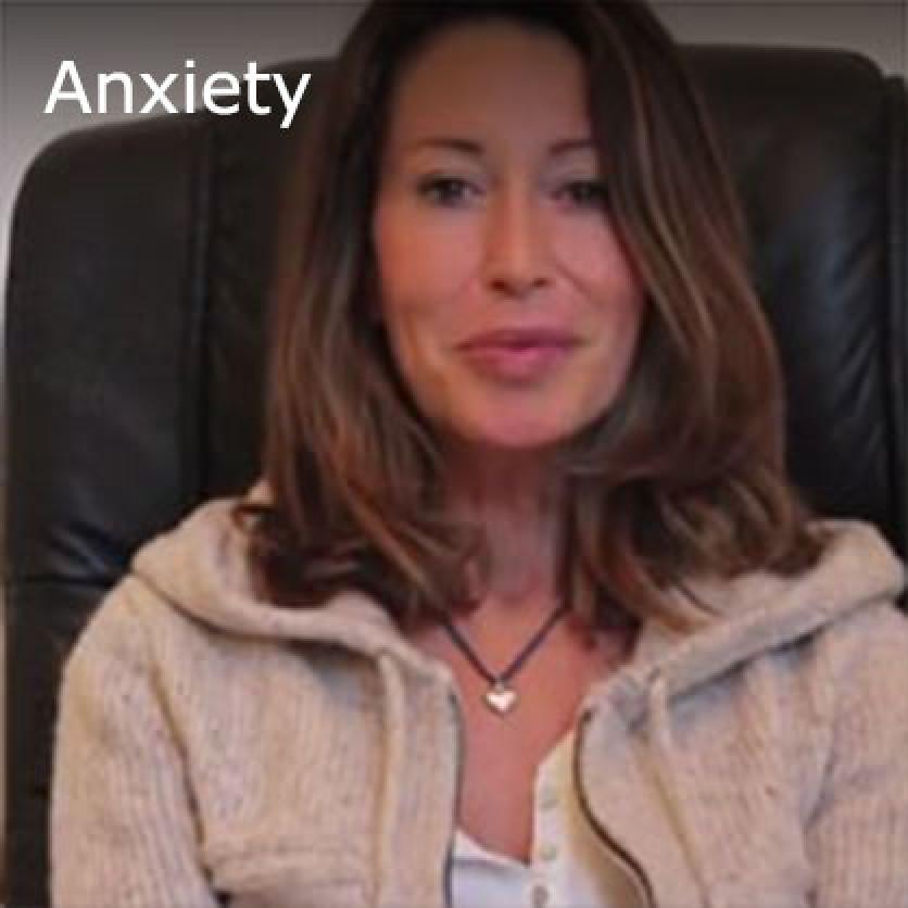 * Anxiety