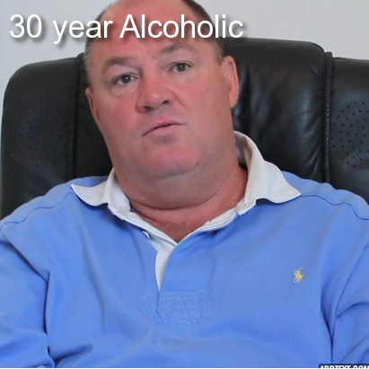* 30 year Alcoholic