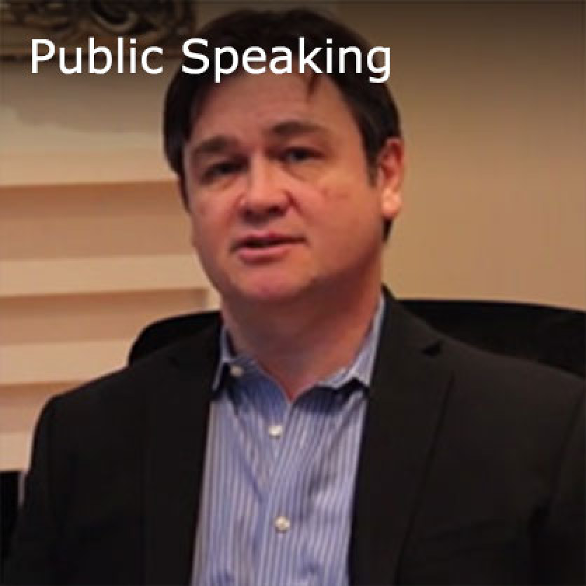 * Public Speaking
