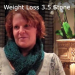 * Weight Loss 3.5 Stone