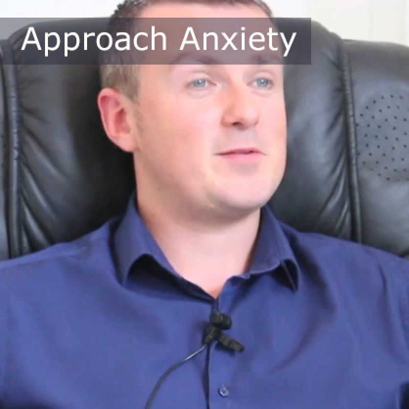 * approach-anxiety